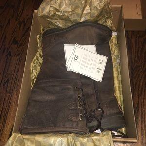 Uggs Elsa waterproof boots 🤩